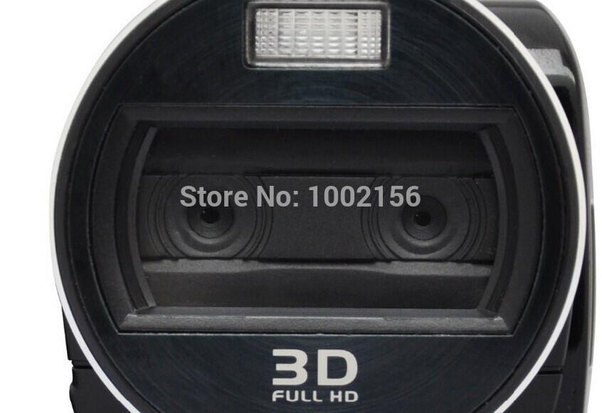 Профессиональный камкордер Ordro 3D 1920 * 1080p FHD 16 CMOS 2 x LED VD2 HDV-VD2 видеокамера ordro hdv v7 dv