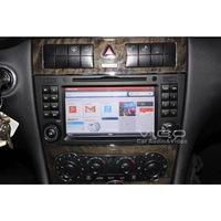 Car Stereo GPS Navigation for Mercedes Benz MERCEDES-BENZ C-Class W203 CLK  W209 Auto Raido Sat Nav Head Unit Multimedia DVD
