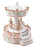 Courtyard carousel music box,merry-go-round,birthday gift,girlfriend gifts