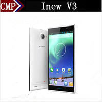 Inew V3 5 inch MTK6582 Quad Core android 4.0 IPS 1280X720 1GB/16GB NFC OTG 1GB/16GB 13MP Camera dual sim 3g gps mobile phone