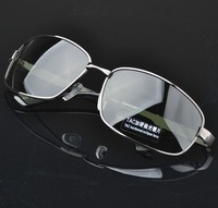 2014 new polarized lens day and night driving glasses / anti-glare high beam for men glasses G146