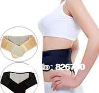 Tourmaline Self-heating Massage Belt for Waist Back Anti-fatigue Pain Disease Relief Magnetic Far Inrared Massager #R0053