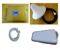 LCD display 900/2100mhz dual band signal booster repeater! GSM 3g  signal repeater booster amplifier
