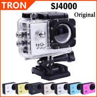 "Original SJ4000 Waterproof Camcorder Sport DV HD Camera for Gopro 1.5"" LCD 1080P 30fps  H.264 Car DVR"