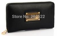 carteiras brand wallet genuine leather wallets long zipper design mj wallet woman purse clutch carteira feminina carteras mujer
