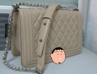 Aslant single shoulder bag woven into color leboy female BaoLing chain bag 26*15*8cm
