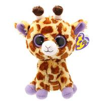 TY big eye plush toys soft sika deer doll 15cm  3pcs/lot stuffed animals doll for kids free shipping Beanie Boos