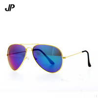 Free shipping Hot Sale Aviator sunglasses Outdoor sunglasses Multicolor Frame sunglasses 11 color