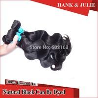 "6A Peruvian Virgin Hair Weave Peruvian Body Wave 3pcs/lot 8""-26"" 100% Unprocessed Human Hair Extension"