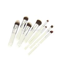 3 Days Shipping Out! 8pcs Professional Foundation Brush Kit Makeup Brush Set Cosmetics brushes Antibacterial fiber hairs