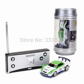 Новый мини кокса может RC радио пульт дистанционного управления гоночный автомобиль хобби автомобиля игрушка подарок на день рождения