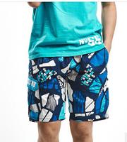Hot sale men sport beach short leisure surf board shorts swimwears male cotton short in high quality