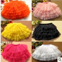 Free shipping fashion girls skirt 2014 new style chindrens skirts girls tutu skirts Girls pettiskirt skirt
