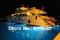 DHL(Fedex) free shipping 316 Stainless Steel Cree 6X3W 18W LED Marine Underwater Lights LED Marine Light Underwater Boat Light