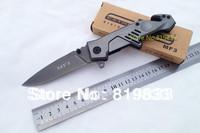 Hot Sales,Extrema Ratio MF3 Folding Blade Knife,3Cr13 Blade,Aluminum Handle,Pocket Knives,Survival Camping Tools,High Quality