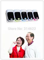 Color OLED Fingertip Pulse Oximeter - Spo2 Monitor Fingerpulsoximeter 5 Colors