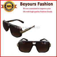 Germany Top Quality Designer Sunglasses Cazal Sunglasses Model 627 Unisex Vintage Eyeglasses with Exquisite Packing Box