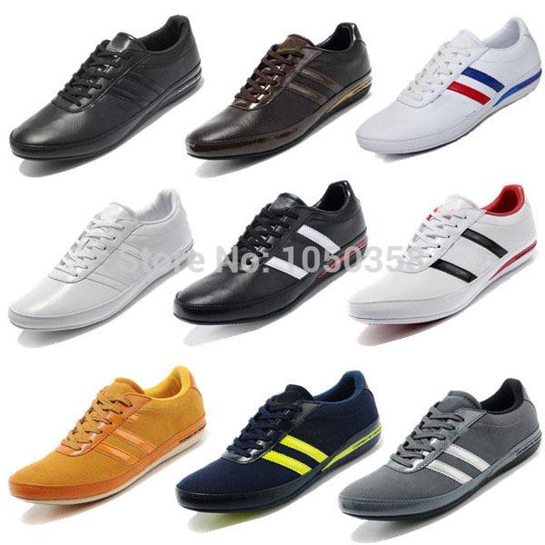 Marchio di moda rimbalzo uomini designer scarpe da corsa di alta qualità in vera pelle per il tempo libero scarpe sportive da uomo scarpe da ginnastica 40-46 euro