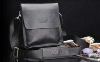 Hot sale!! New fashion genuine leather men shoulder bag messenger bag business leisure bag,free shipping