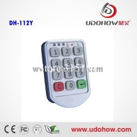 LED indicate electronic digital lock for lockers DH-112Y