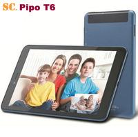 New 7 inch PIPO T6 2G 3G Phone Call Tablet PC IPS 1280x 800 MTK6589T Quad Core RAM 1G ROM 16G 5.0MP Camera GPS BT WIFI Dual Sim
