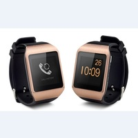 New arrival Wi-Watch M5 Bluetooth Smart Watch with touch screen anti-lost water resistance Wristwatch more than Gear
