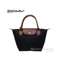 2014 New Fashion Handbags portable nylon bag dumplings female shopping folding bag women messenger bags Casual mini tote small