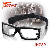 2014 New Design Panlees Prescription Sport Goggles Basketball Prescription Glasses Soccer Goggles High Impact Free Shipping