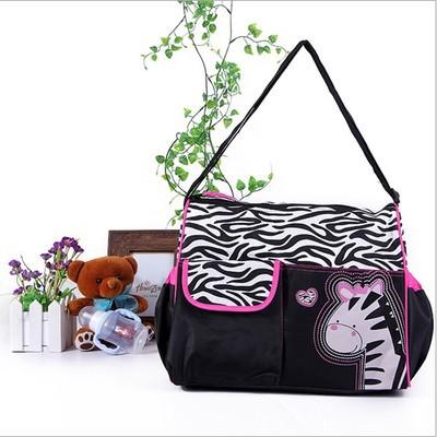 High quality Retail Fashion 2014 Multifunctional Nappy Mummy Bag Maternity Handbag Diaper Bags baby Tote Organizer hot sale(China (Mainland))