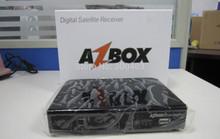 Venda Hot New Azbox Bravissimo HD com duplo Tuner IKS receptor de satélite Digital para a américa do sul brasil Linux OS wi fi USB PVR(China (Mainland))