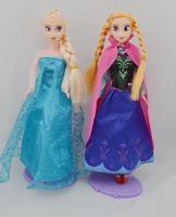 2014 hot sell 2pcs/lot frozen girls.frozen anna frozen elsa