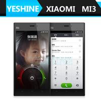"Original WCDMA phone Xiaomi Mi3 M3  5"" Qualcomm 800 CPU 2.3GHz Quad Core 1080 * 1920 pixels 2GB RAM 16GB ROM mobile phone"
