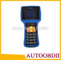 2014 promotion !!! T code T300 key programmer Newest version V14.02universal car key transponder DHL Free shipping