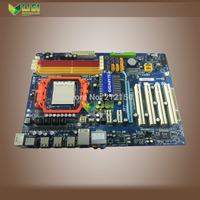 free shipping 90% new  for Gigabyte GA-M720-ES3 desktop motherboard AMD Socket AM2 AM3 DDR2 16G NVIDIA nForce 720D ATX on sale