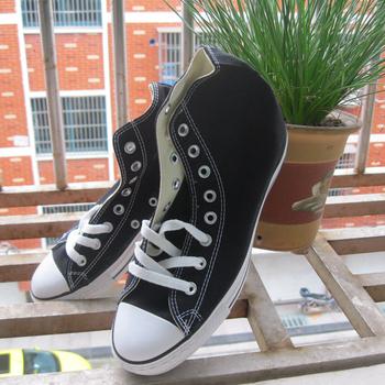 Бесплатная доставка 2014 dropshopping женщины и мужчины высокого верха обуви холст , босоножки , свободного покроя дышащая кроссовки 15 Colors SKW102