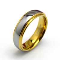 6MM Men's Jewelry Tungsten Carbide Ring Wedding Band NO CZ Inlay sizes 8-12 Free Shipping TU045R
