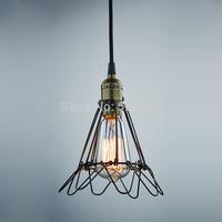 Traditional lustre metal pendant light lamp fixture adjustable height  for home bar restaurant  TN-YJ-8801