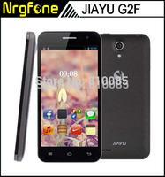 "Jiayu G2F phone 1280x720 IPS 4.3"" Corning Gorilla Quad Core GSM 3G WCDMA smart phone MTK6582 1G RAM 4G ROM Android4.2 8MP Camera"