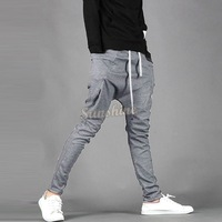 2015 Hot Sale Spring and Autumn Men's Casual Pants Loose Sports Trousers Casual Sports Pants Men's Skinny Sweatpants SV21