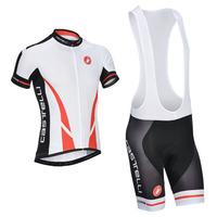 New 2014 castelli cycling clothing mountain bike jersey Team cycling jersey