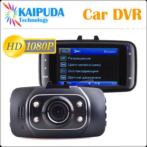 """100% Original GS8000L Car DVR H22 Glass Lens 1080P 2.7"""" LCD Car Recorder Video Camera with G-sensor NOVATEK chipset GS8000(China (Mainland))"""