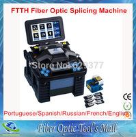 Eloik ALK-88 Fiber Optic Splicing Machine Fusion Splicer Fusionadora de Fibra Optica