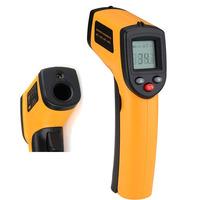 Handheld IR Infrared LCD Digital Temperature Gun Thermometer Laser Point