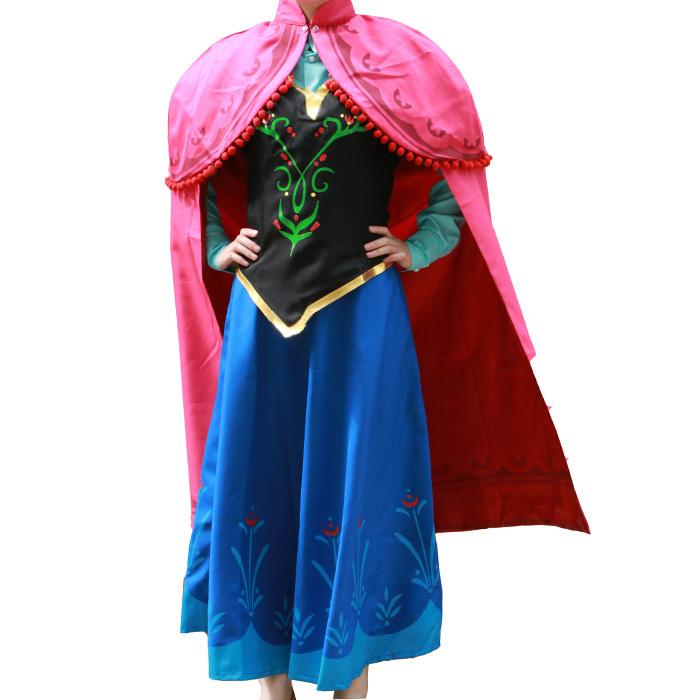 Princess Anna Frozen Costume