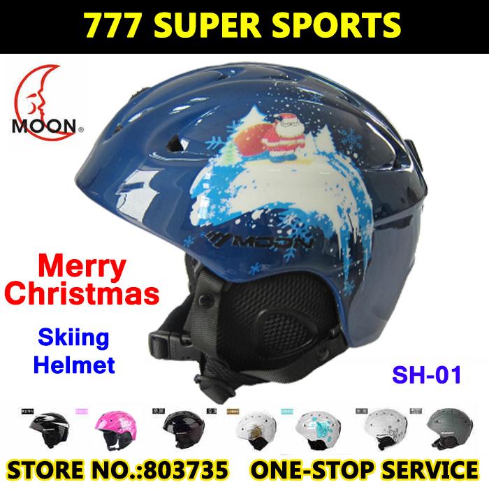 Di alta qualità ultraleggero integralmente- stampato casco da sci snowboard sci nautico caschi skateboard casco neve sport sh01 prodotti