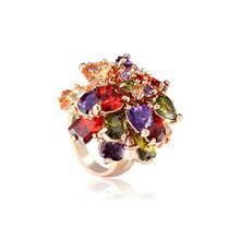 popular gold rose ring