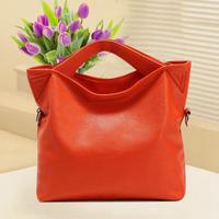 2014 new wave women bag shoulder bag lady fashion handbags women messenger bags women leather handbags women handbag