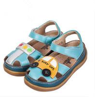 Cartoon Baotou sandals 2014 new summer children's sandals Korean baby Boys  BY0097