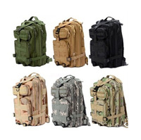 Unisex Outdoor Sport Military Tactical Rucksacks Backpack Camping Hiking Bag CAD