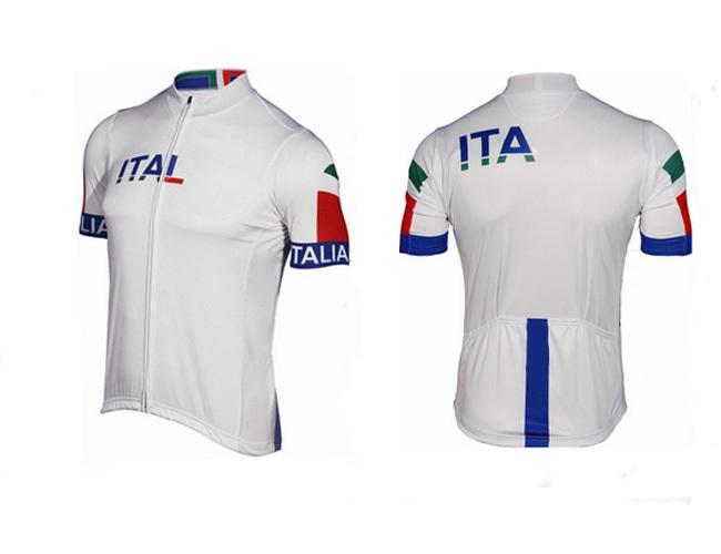 SWODART italia pro team sportswear custom from 1 piece cycling apparel short sleeve ciclismo polyester unisex Bicycle Wear(China (Mainland))